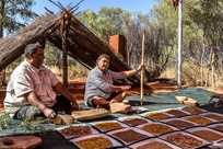 Learn ancient culture and customs on the Karrke Indigenous Experience