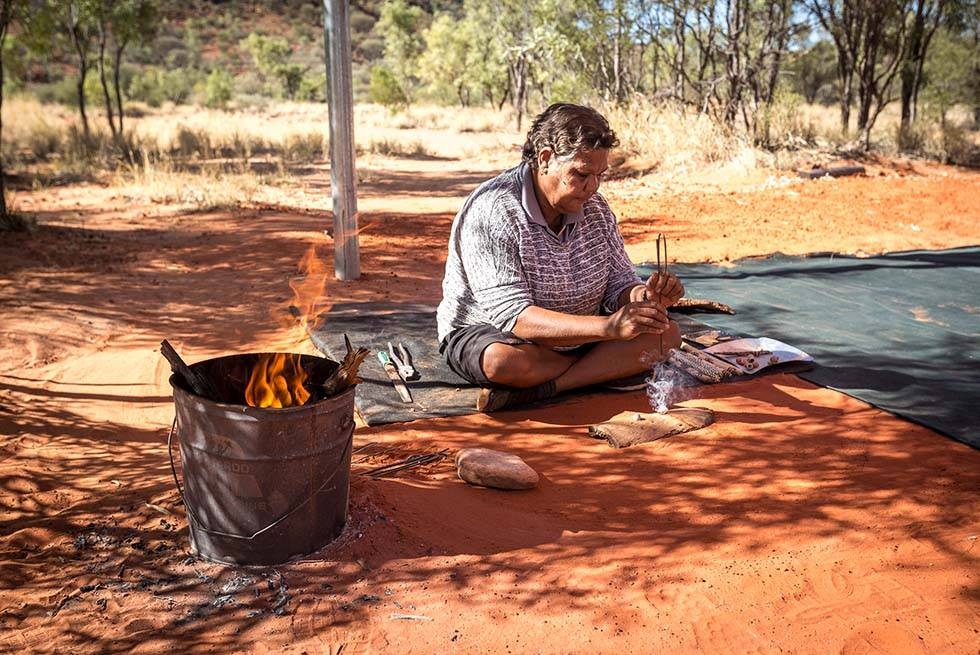 Learn about ancient customs on the Karrke Indigenous Experience