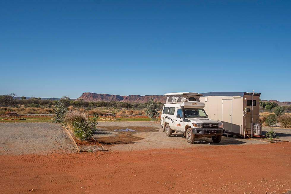 Kings Canyon Campground